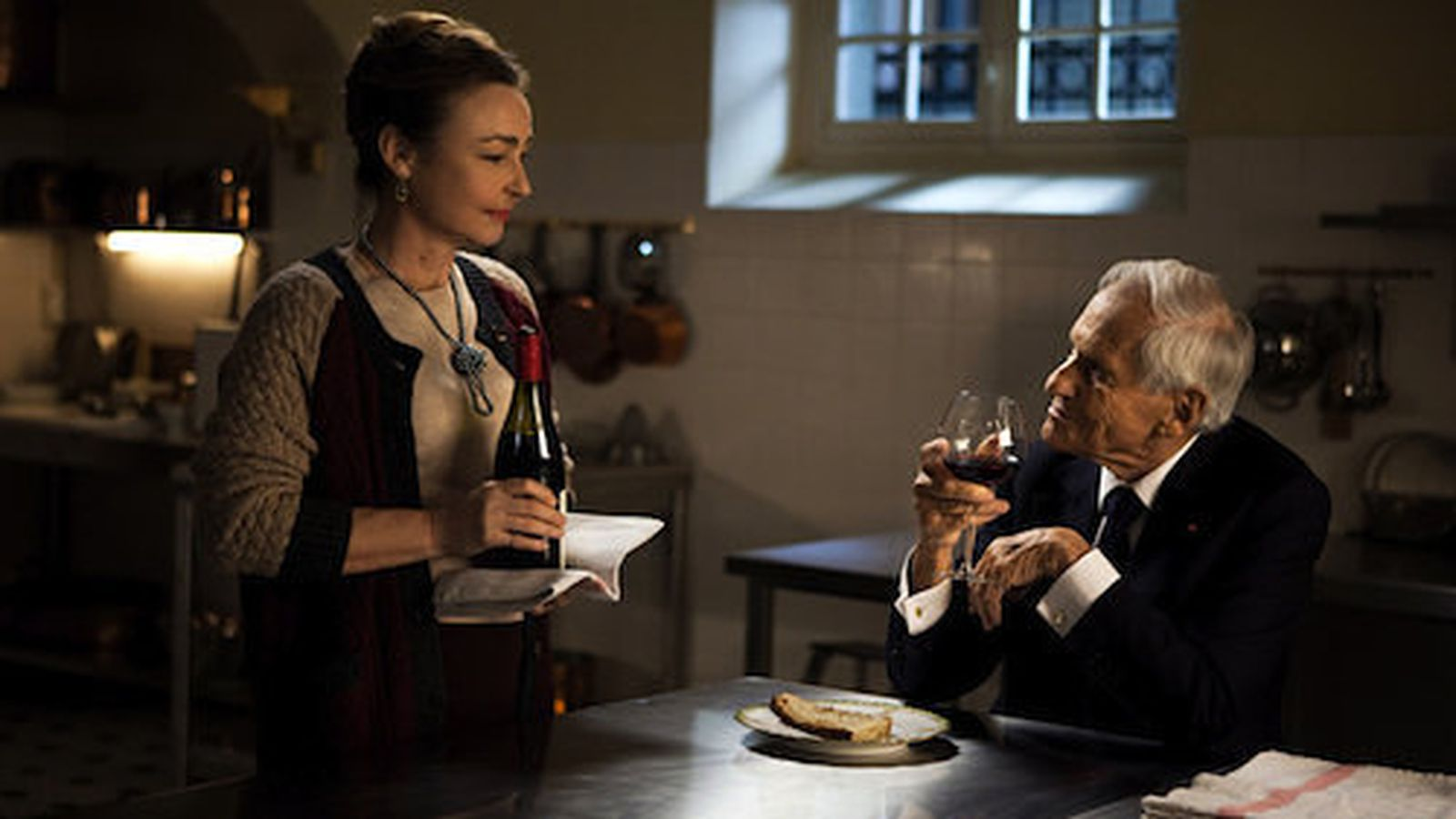 Watch the Trailer for Haute Cuisine, a French Food Film ...
