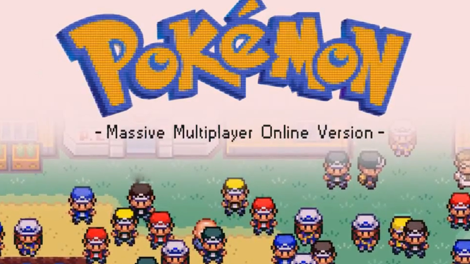 39;PokeMMO39; fan project turns 39;Pokemon Fire Red39; into an