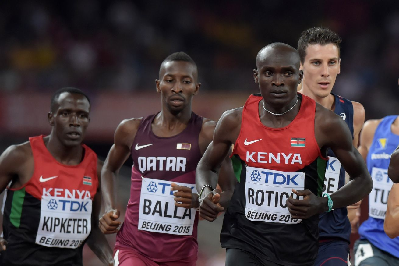 Kenya sends coach home after posing as athlete for dope test