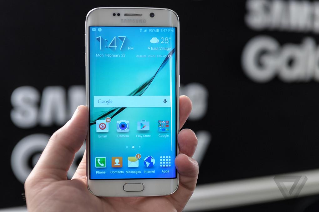 [MWC 2015] Ngắm nhìn từng góc cạnh Samsung Galaxy S6, S6 Edge: kính, kim loại, bóng bẩy - 64198