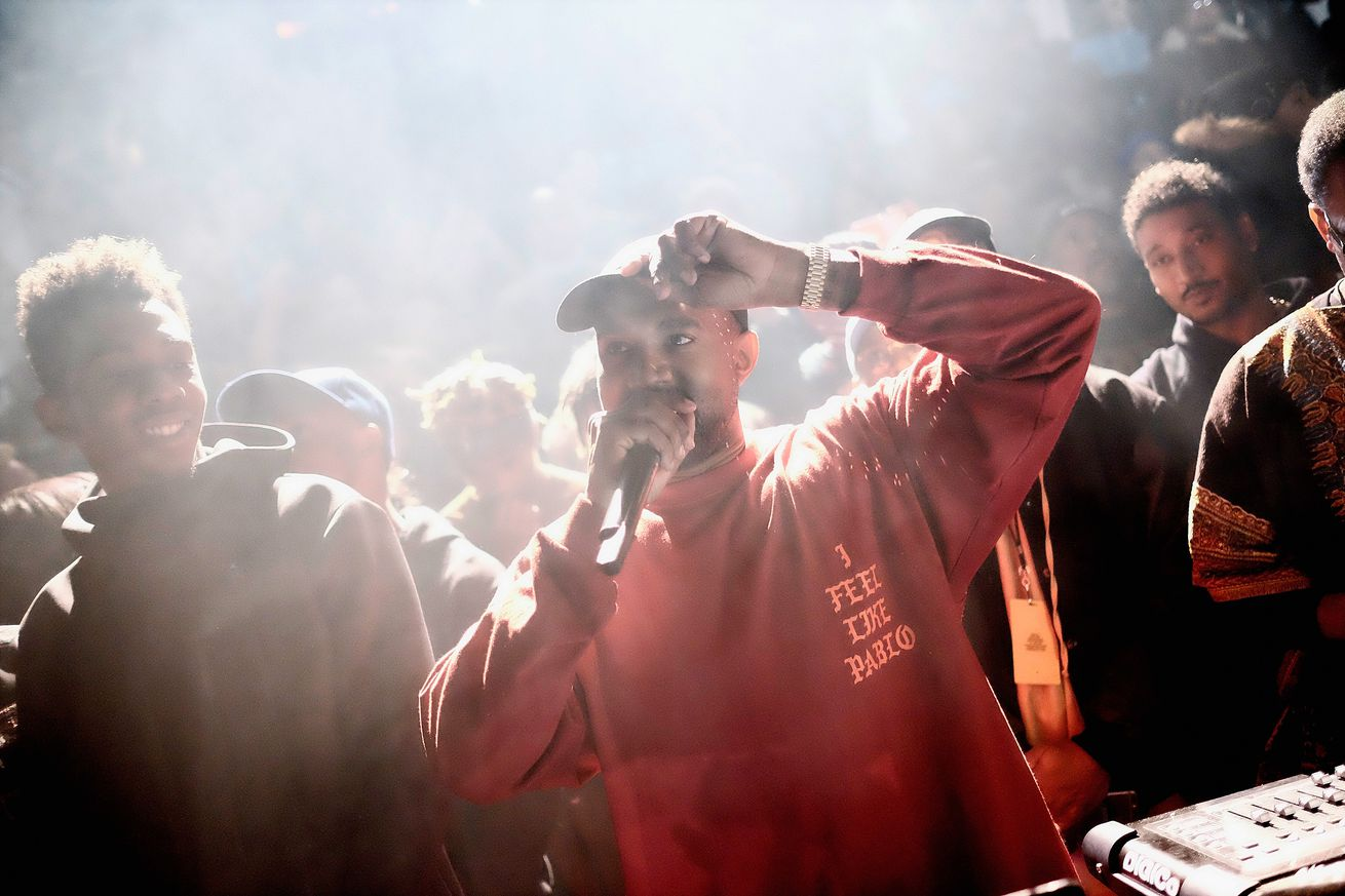 Kanye West's new album The Life of Pablo is available to stream exclusively on Tidal