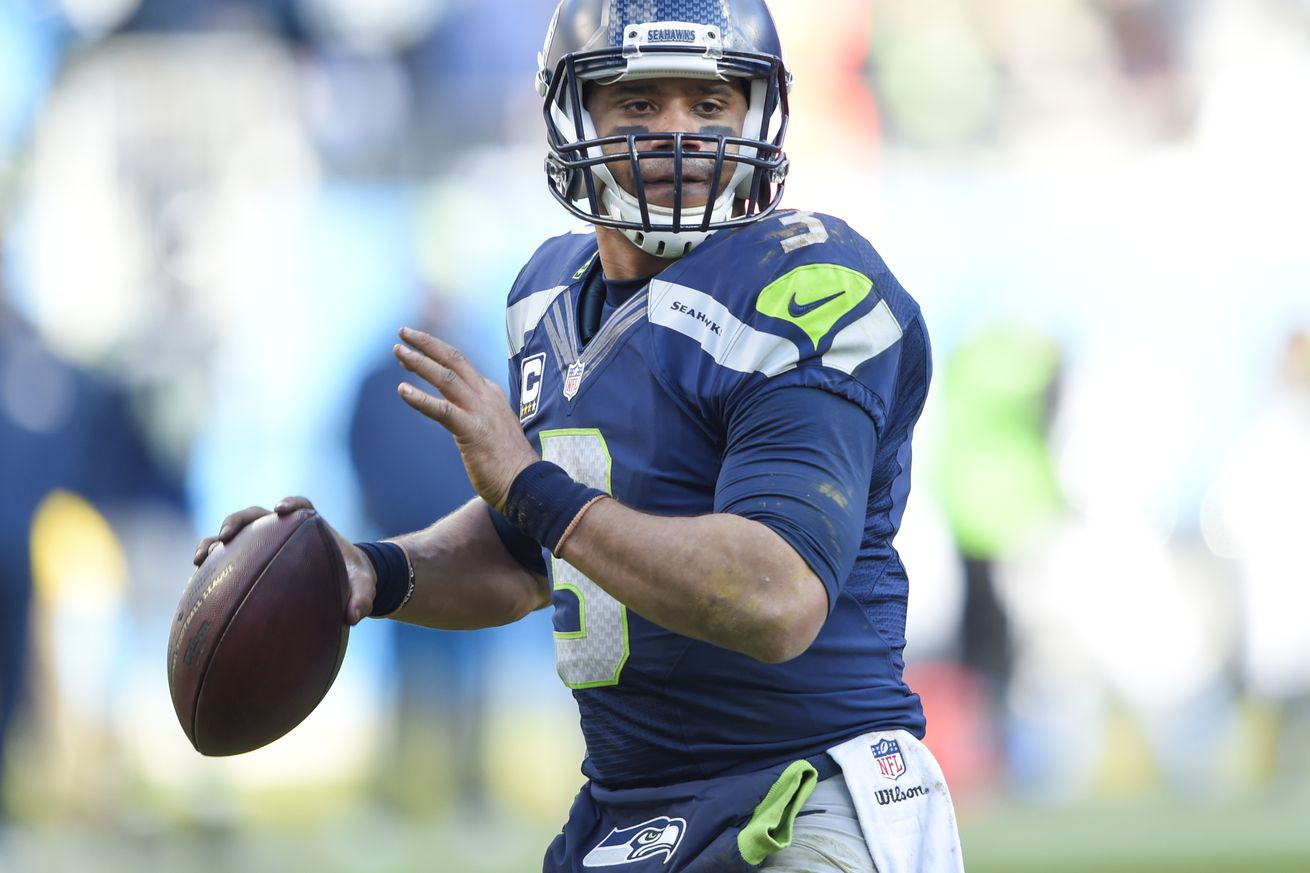Do the Seahawks have the best quarterback situation in the NFL right now?