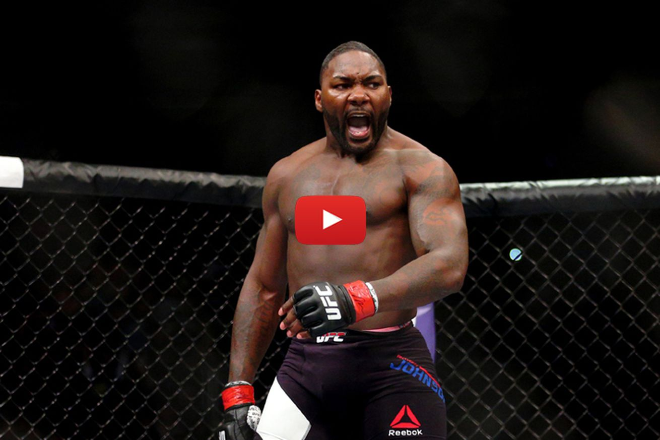 community news, Anthony Johnson vs Glover Teixeira full fight video preview for UFC 202 PPV co main event