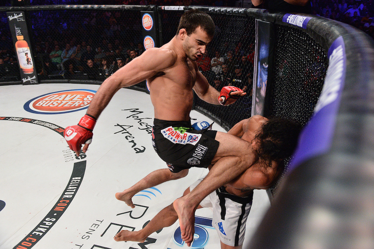 Scott Coker praises Andrey Koreshkov after wiping out Ben Henderson: Hes a beast