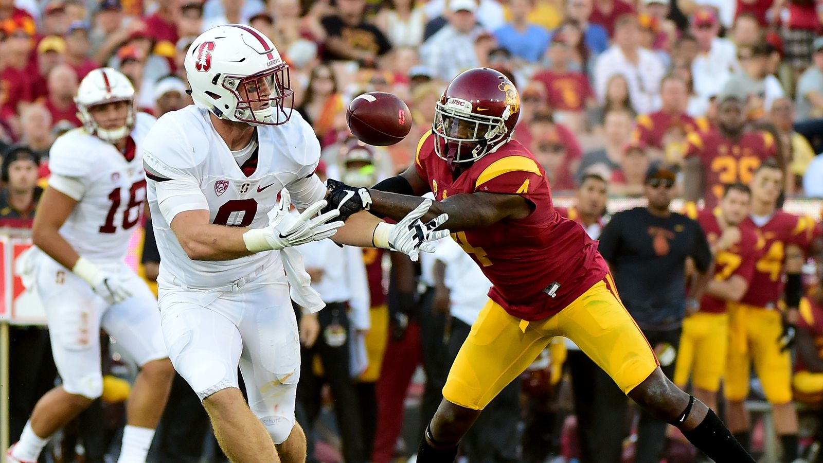 when does ncaa football start stanford football final score