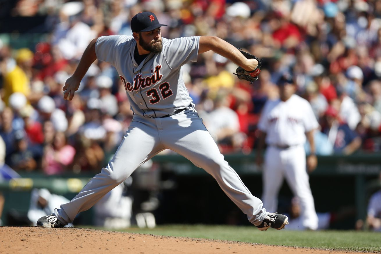 Bruce Rondon, Tigers' bullpen impressive in win over Red Sox