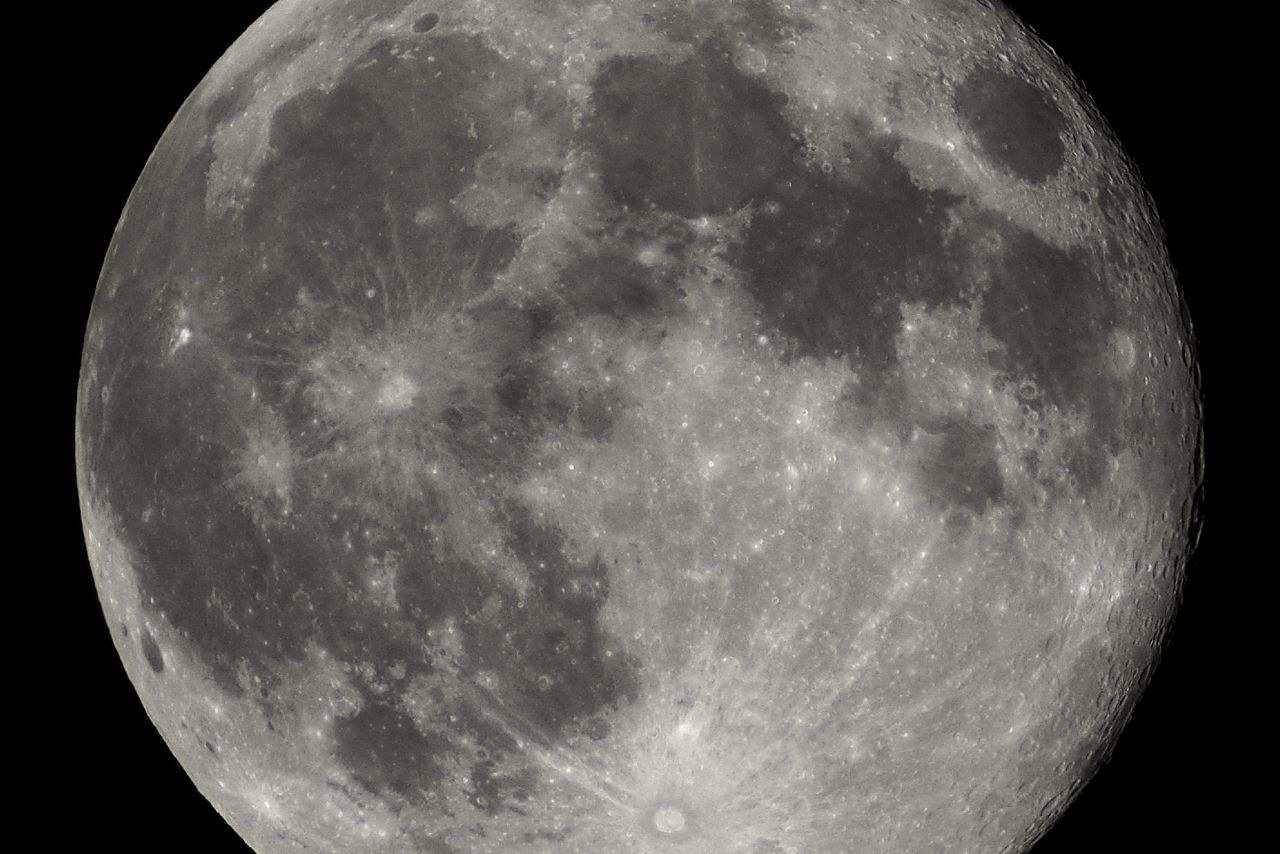Asteroid strikes solve mystery of how the Moon got its water
