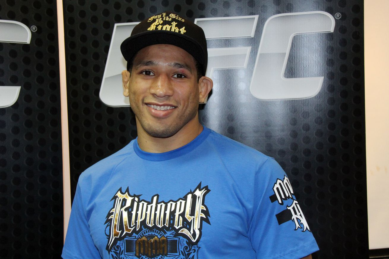 community news, Hacran Dias ready for Cub Swanson: 'I won't leave in the hands of the judges anymore'