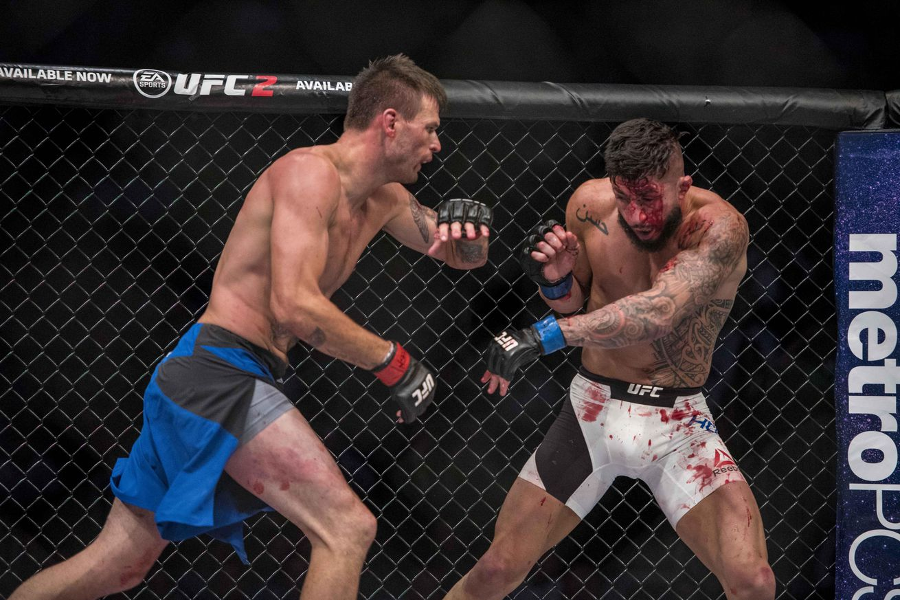 community news, UFC 202 results from last night: Tim Means vs Sabah Homasi fight review, analysis