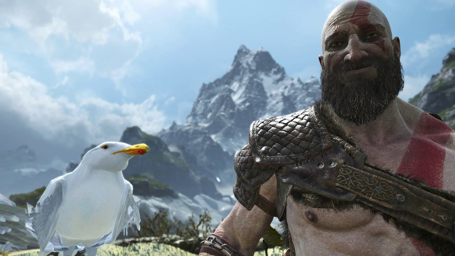 God Of War S Photo Mode Revealed Coming In Future Patch Polygon