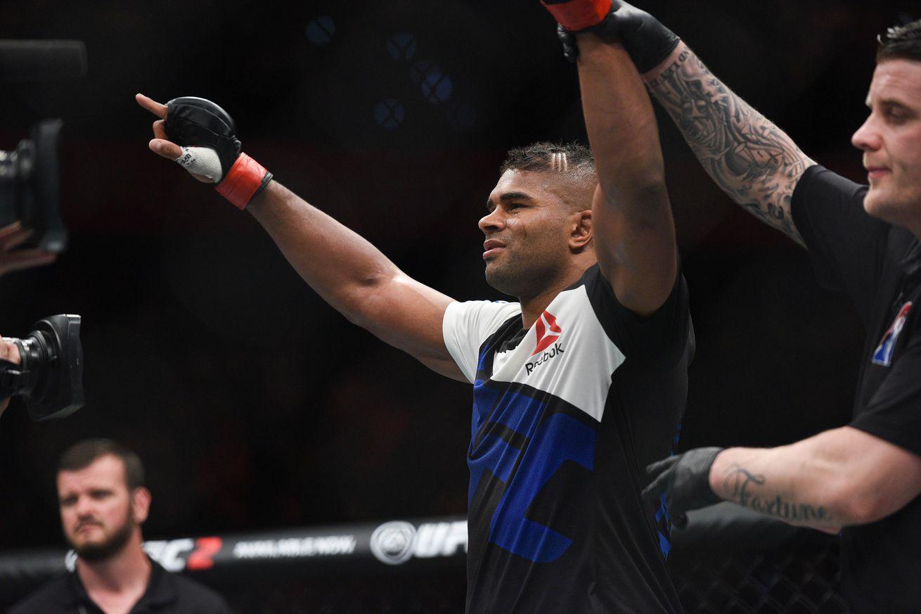 UFC Fight Night 87 enjoys record setting ratings for Overeem vs Arlovski undercard