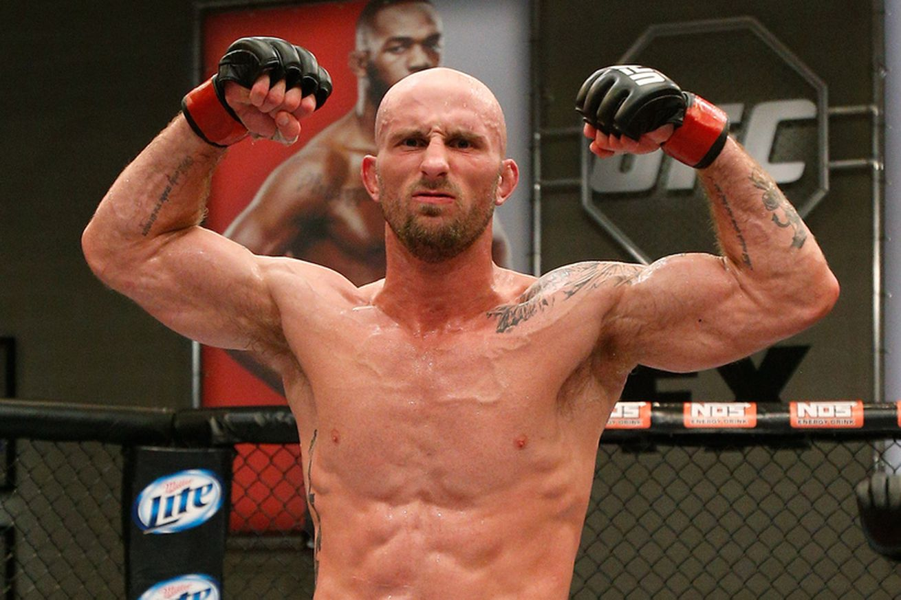 ufc vet bubba mcdaniel explains why he voluntarily went to jail for financial reasons mma fighting. Black Bedroom Furniture Sets. Home Design Ideas