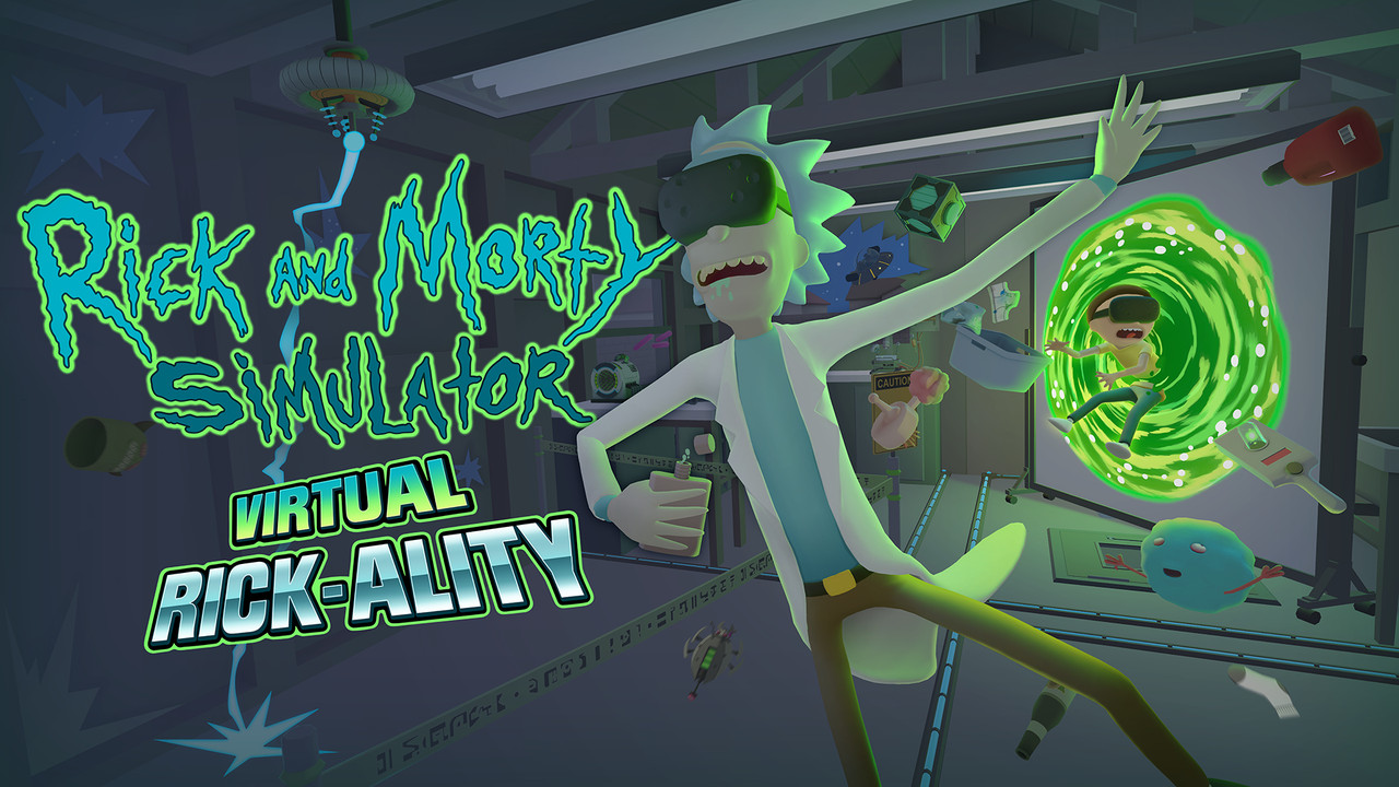 Owlchemy Labs Gets Schwifty With A 'Rick And Morty' VR Simulator