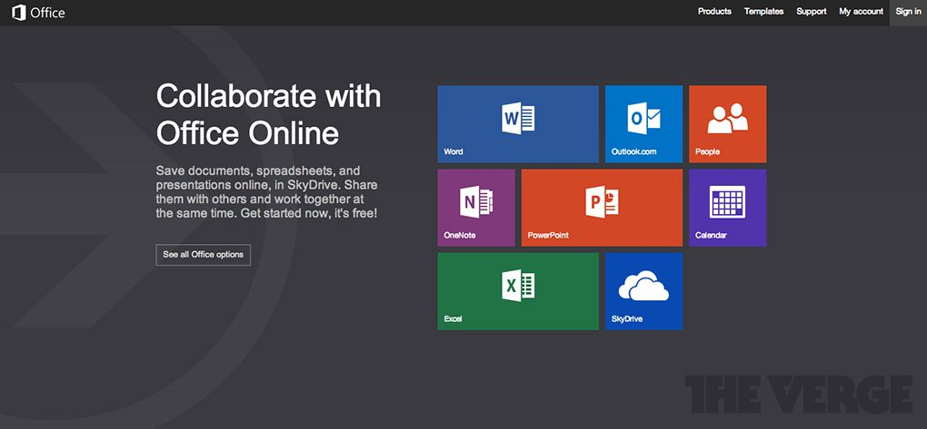 Microsoft 'Office Online' set to replace existing Word and Excel ...