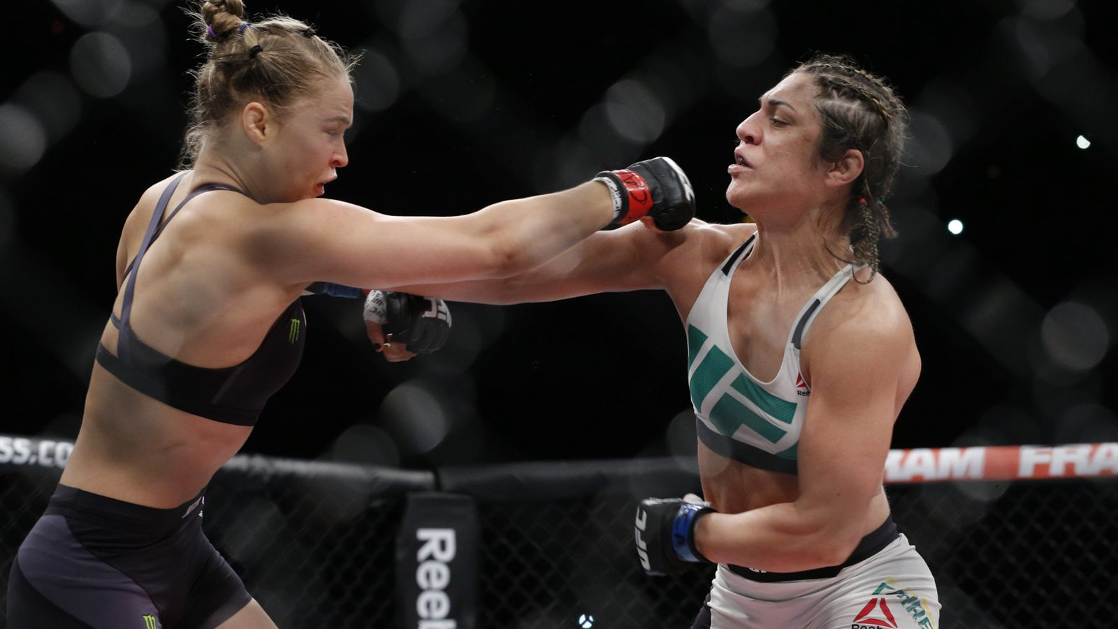 ufc 190 full card professional football betting lines