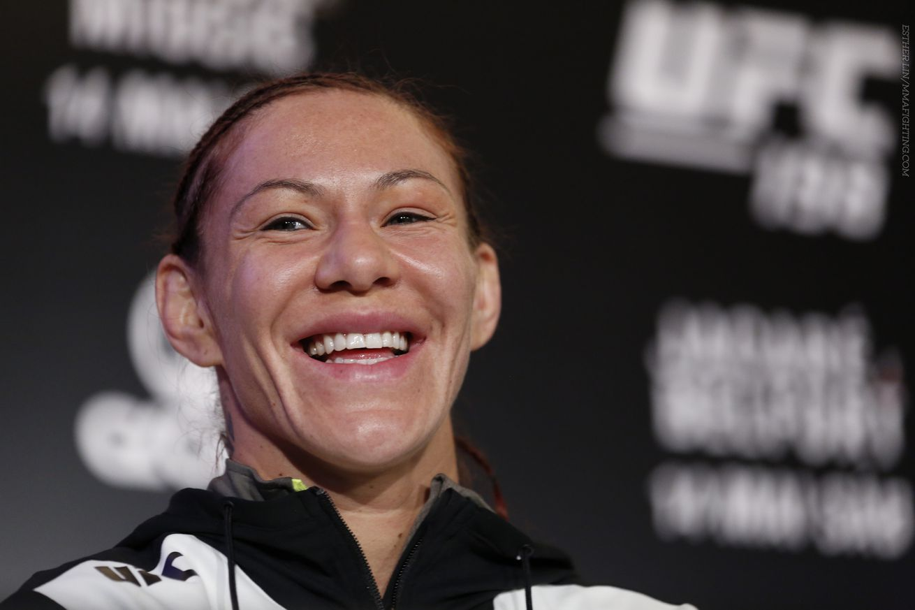 Morning Report: Cris Cyborg says her ex husband Evangelista Santos told her he can fight in 3 months