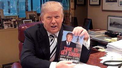 donald trump 2011 book