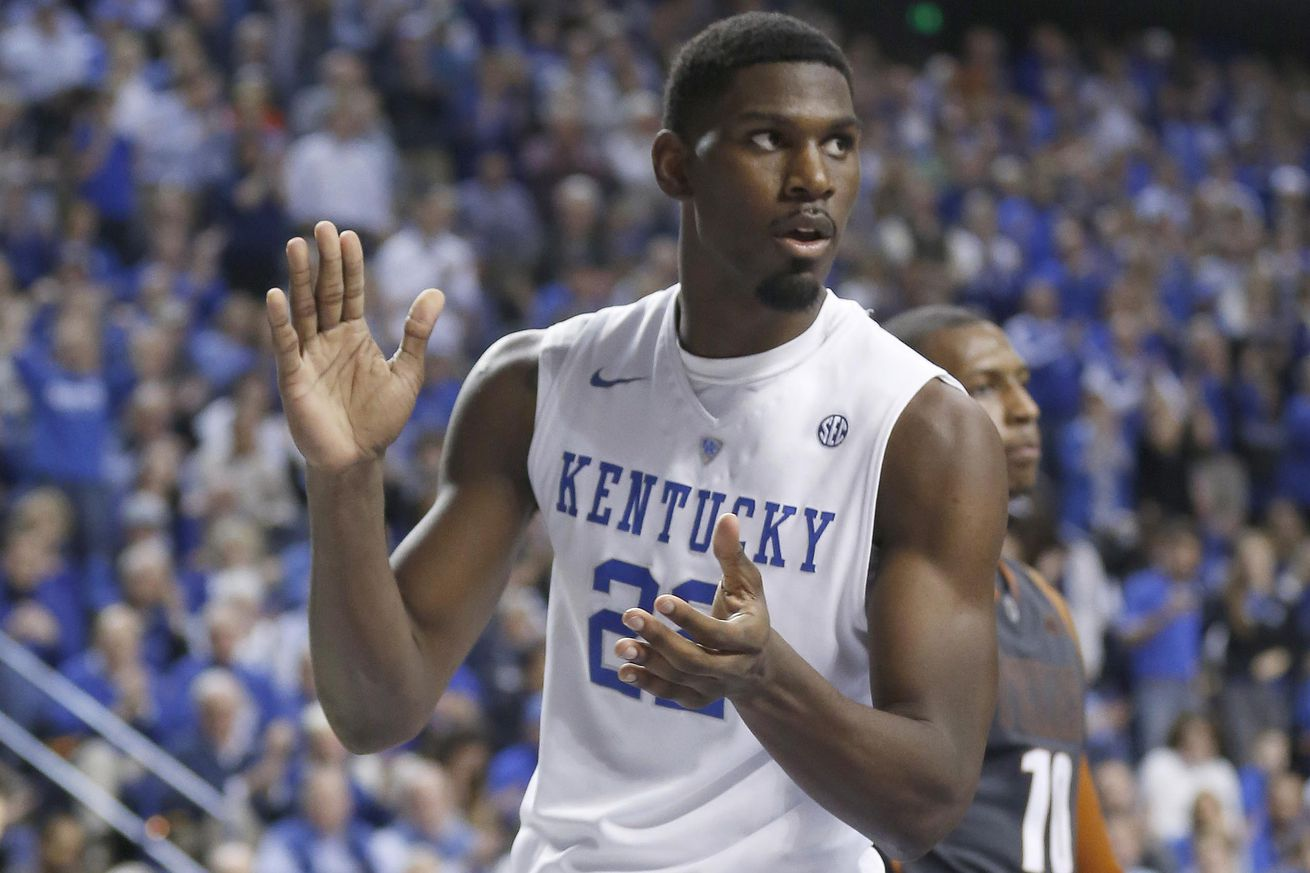 Kentucky Wildcats Basketball Roster And Numbers Set For