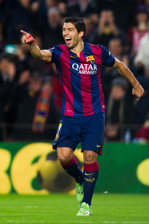 how to play soccer like suarez