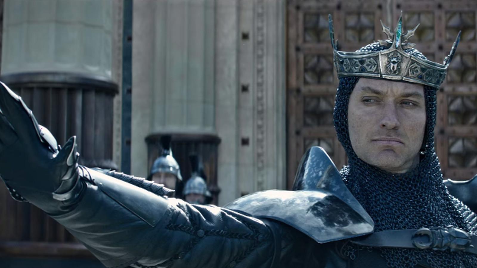 Король Артур фильм  Википедия