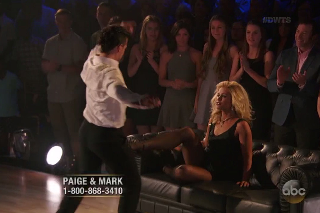 Paige VanZant earns berth in Dancing With The Stars finals