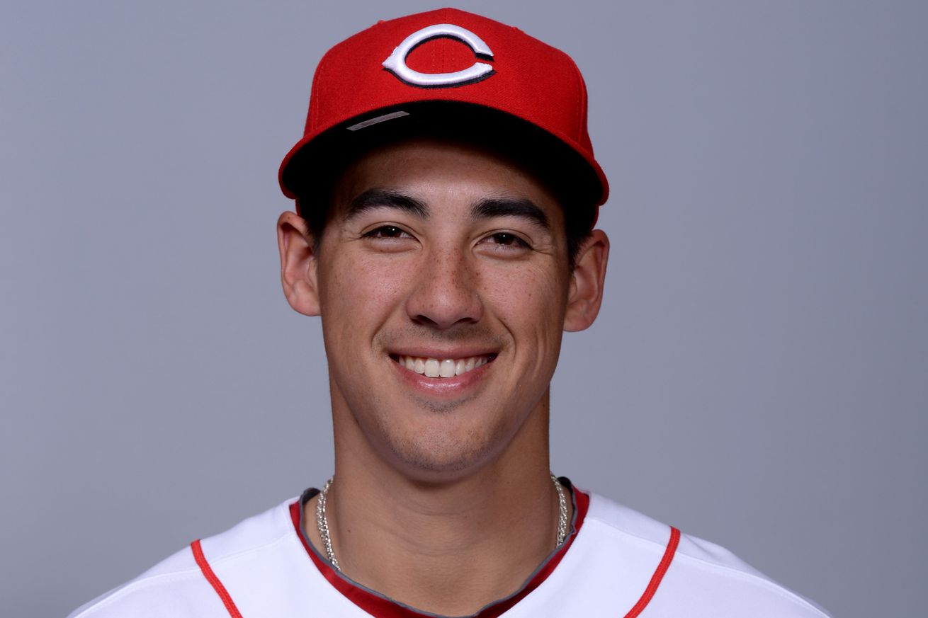 Robert Stephenson is the Reds' top prospect - Joe Camporeale-USA TODAY ...