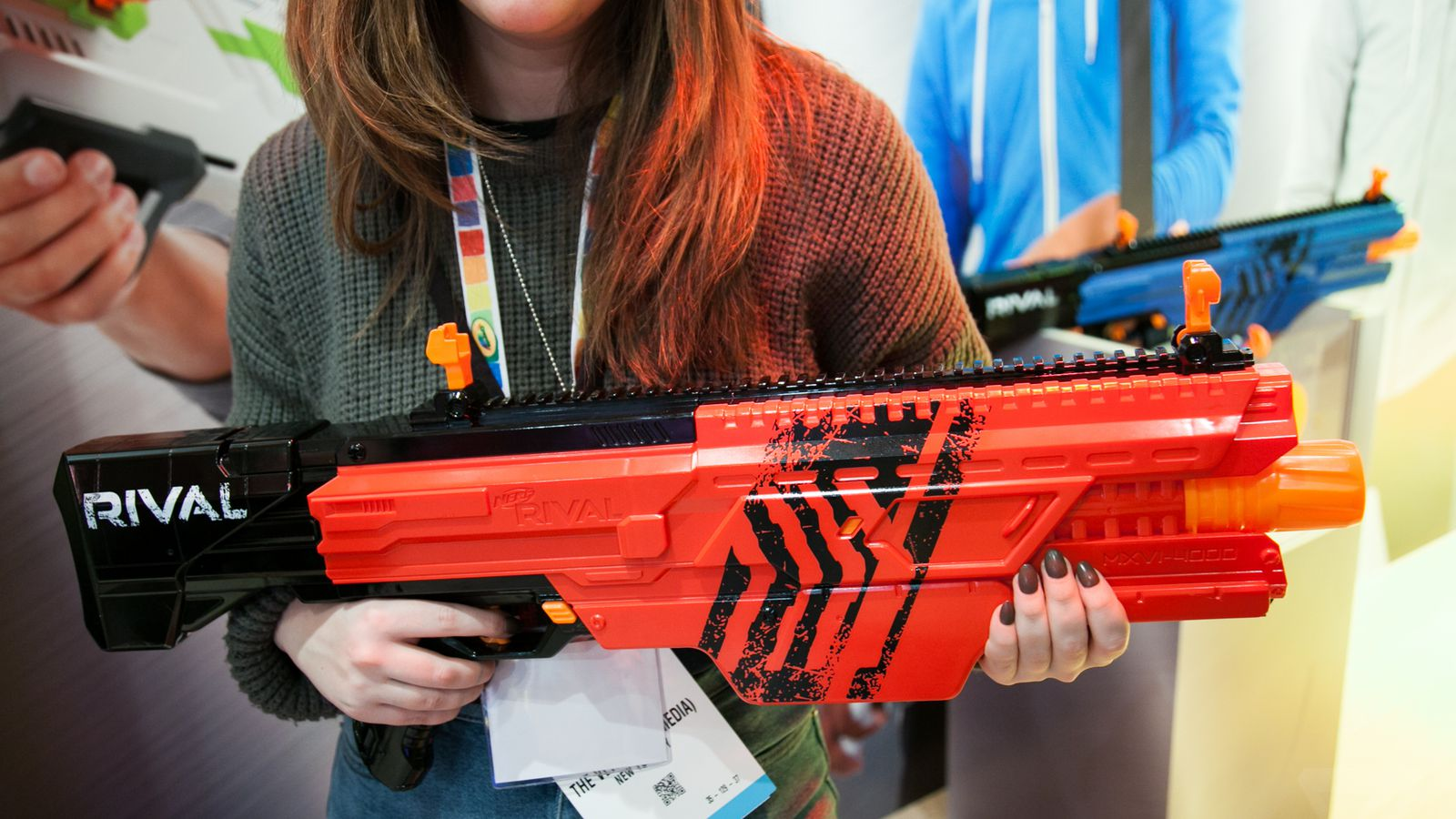 This new Nerf gun shoots at 68 mph   The Verge
