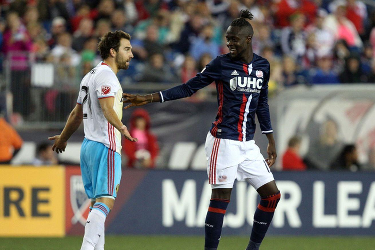 MLS: Kamara vs Kamara
