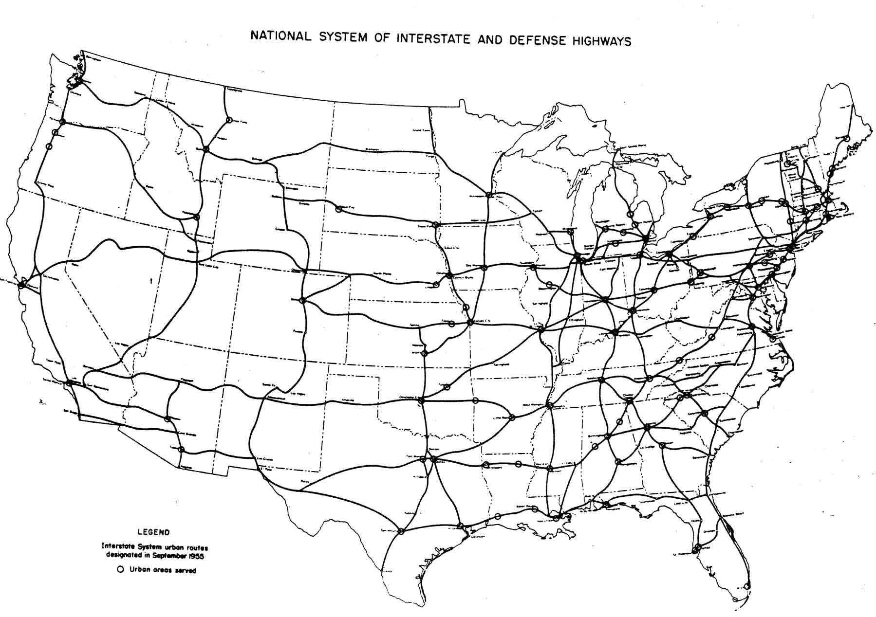 It is a picture of Delicate Printable Usa Road Maps