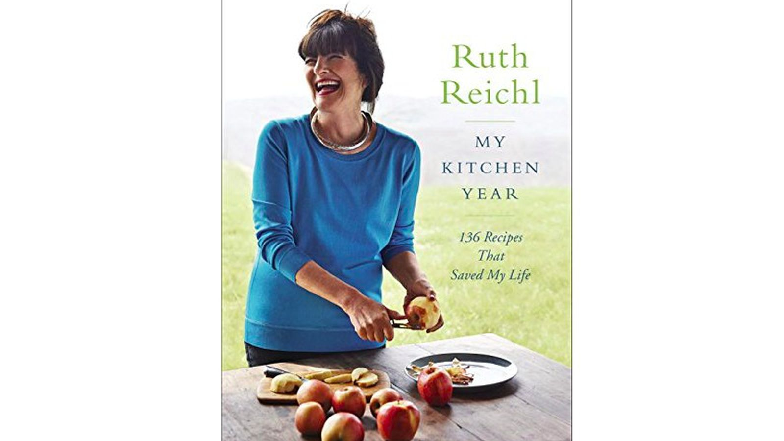 Ruth Reichl Restaurant Reviews