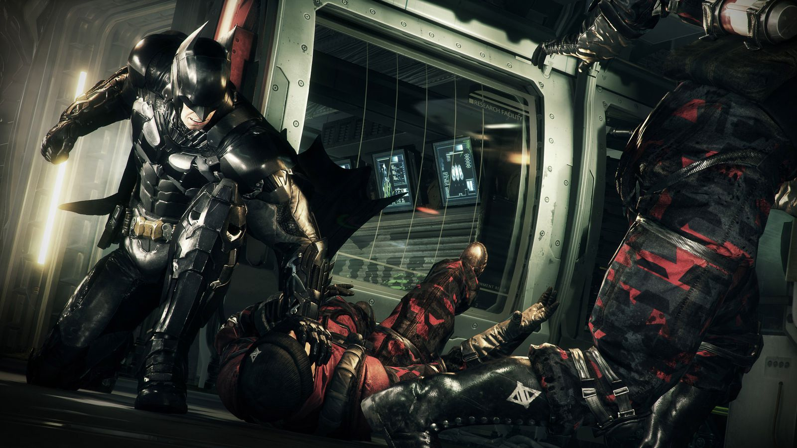 See Batman: Arkham Knight's PlayStation 4-exclusive stuff ...