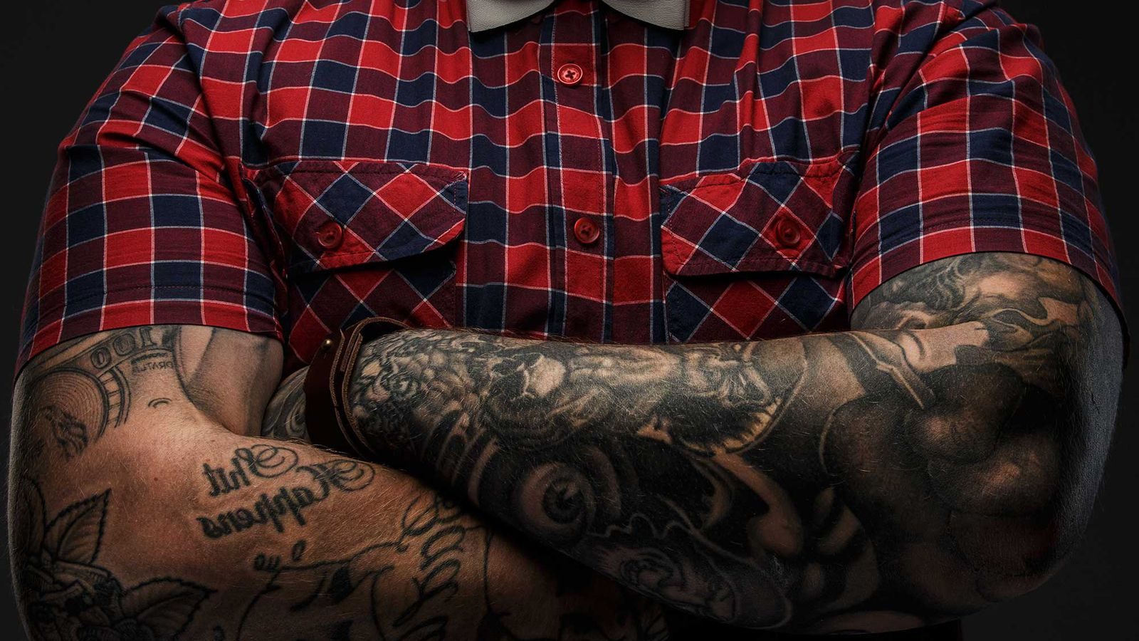 Heavily Tattooed Man Claims He Was Denied Service Due To