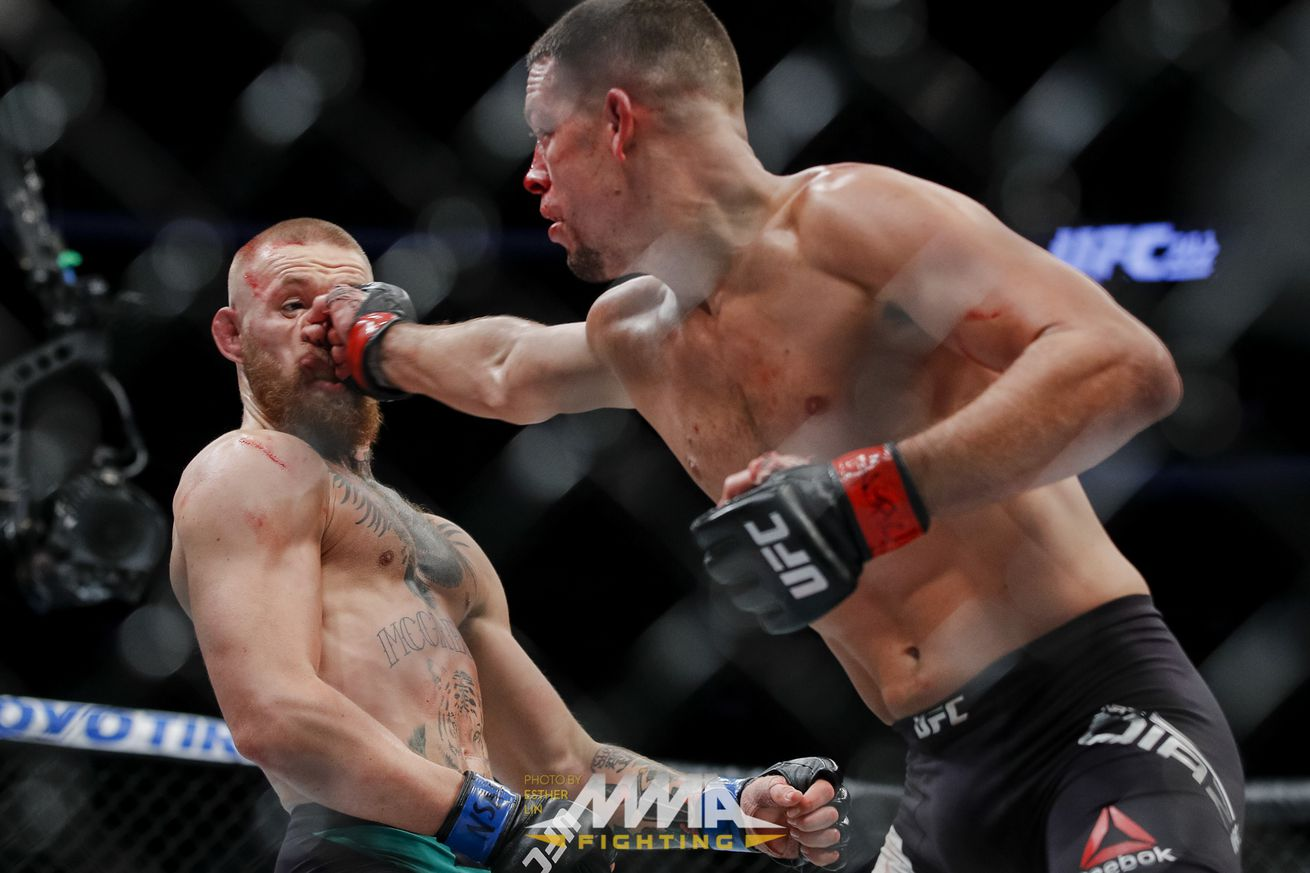community news, Conor McGregor, Nate Diaz take home Fight of the Night honors at UFC 202