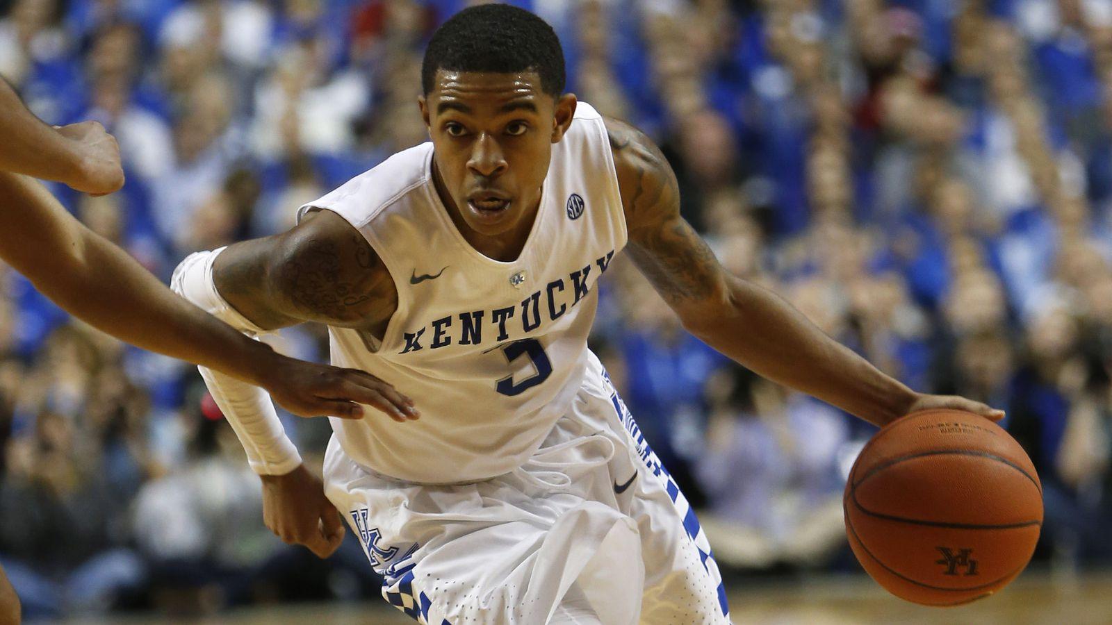 Kentucky Basketball Uk Has Second Best Odds To Win: Cardinal-Killer Tyler Ulis Named MVP Of Kentucky Wildcats