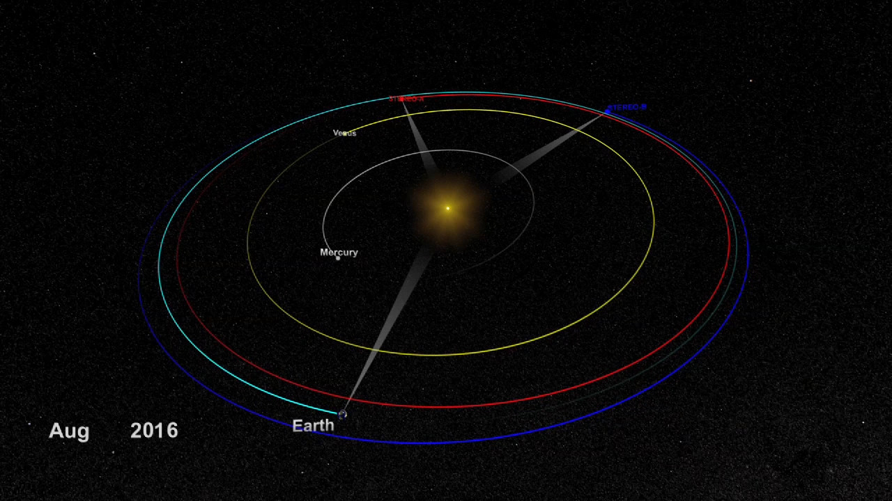 NASA receives signal from missing spacecraft