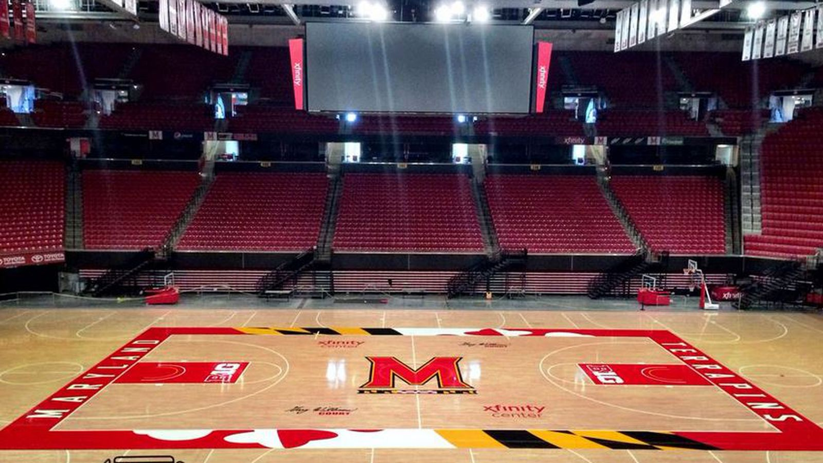 Maryland Madness set for October 17th at XFINITY Center ...
