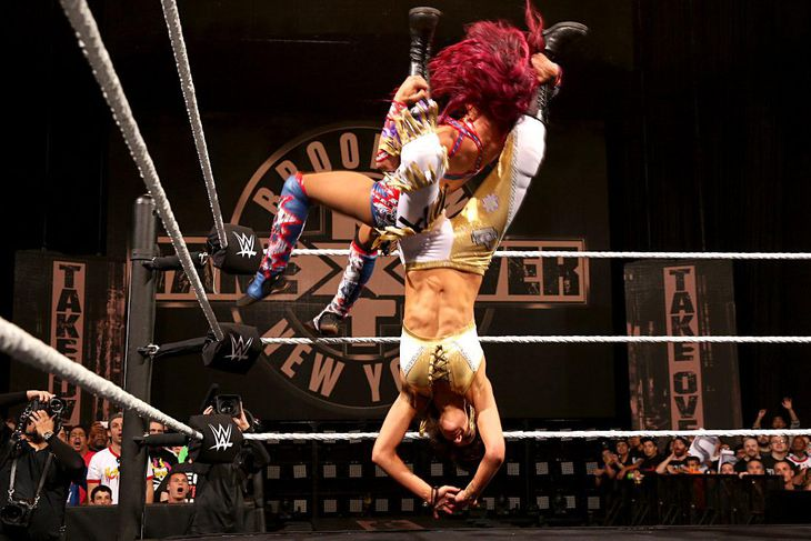 NXT: Special Episodes & Events Results