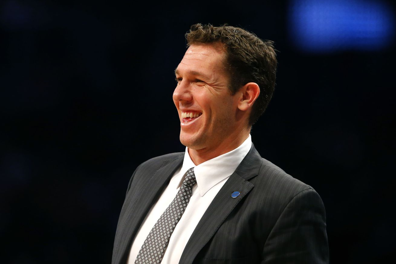Lakers Coach Luke Walton, Next Phil Jackson?