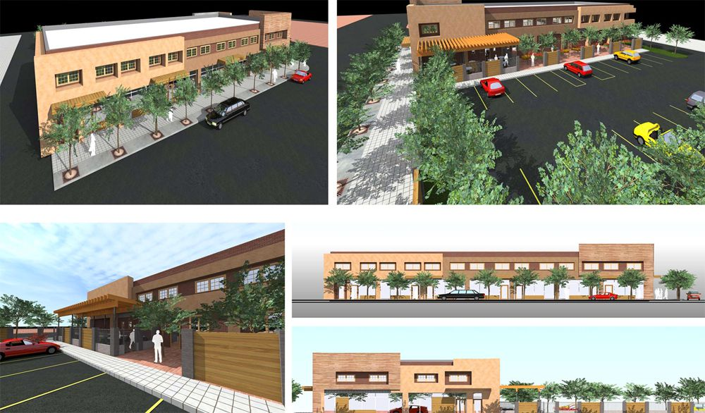 Behold downtown 39 s plans for the boulevard eater vegas for Architectural design concepts las vegas