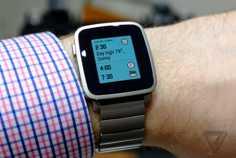 Apple says it removed apps with Pebble compatibility by mistake