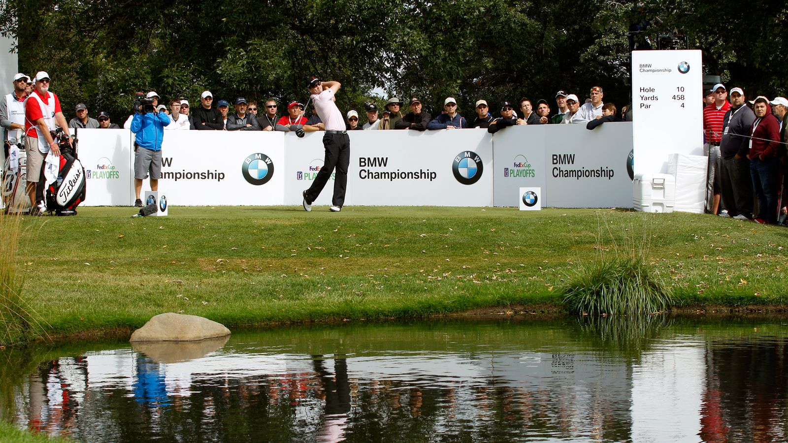 Bmw Championship 2015 Tee Times Pairings For Thursday S