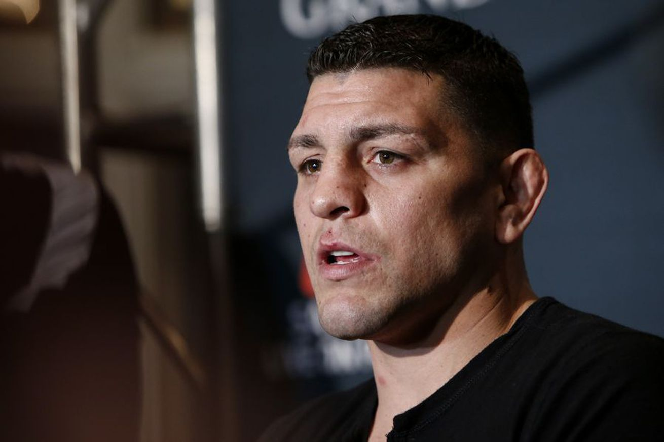Nick Diaz denied entry to UFC 202 weigh ins