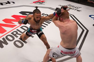 community news, WSOF 24: Donavon Frelow honored by Flyweight title shot, predicts fun fight against Magomed Bibulatov
