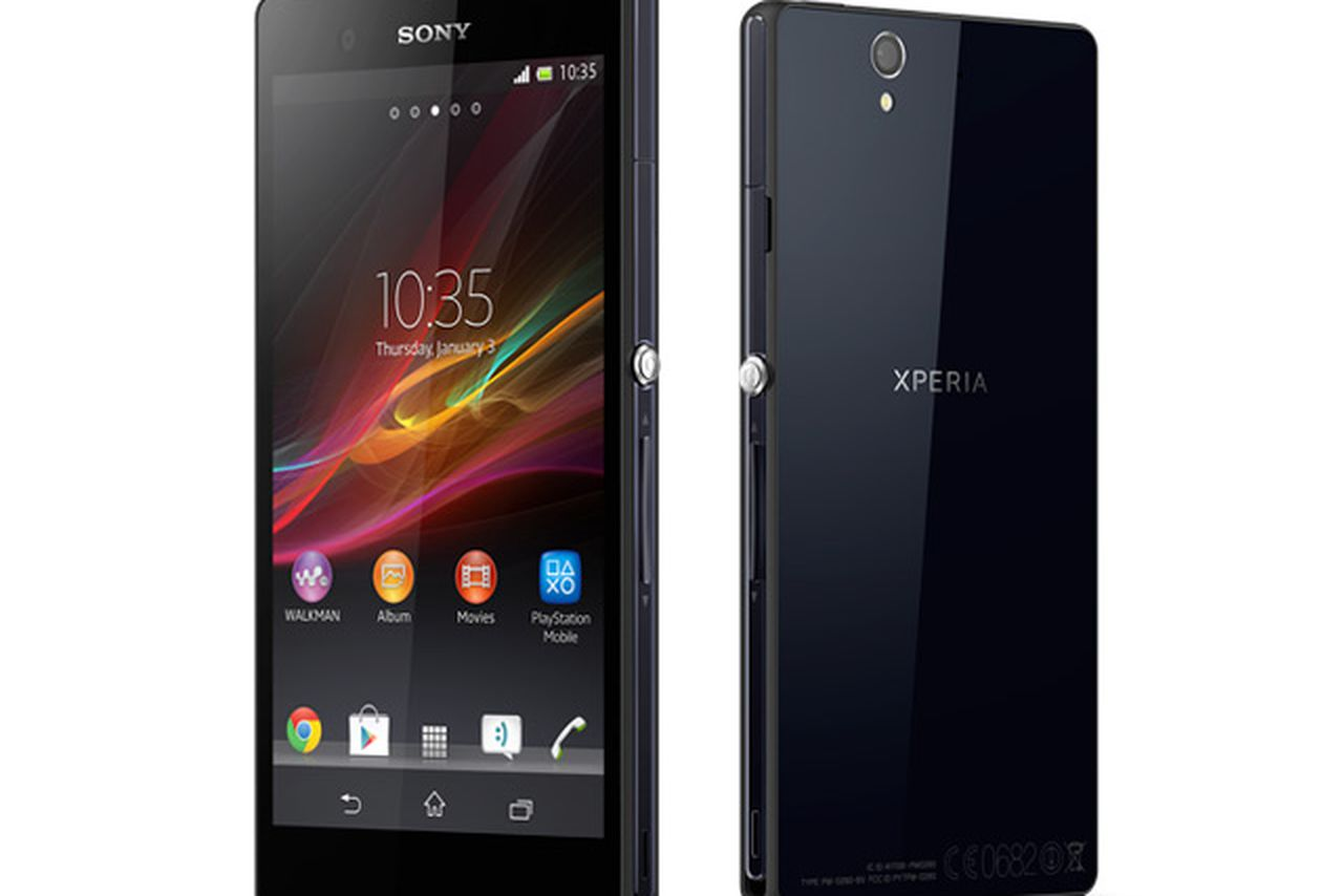 sony xperia z water resistant depth know