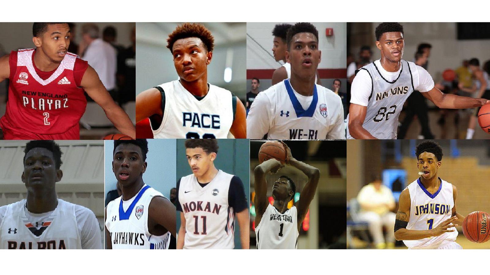 Uk Basketball: Kentucky Basketball Recruiting In 2017 Class