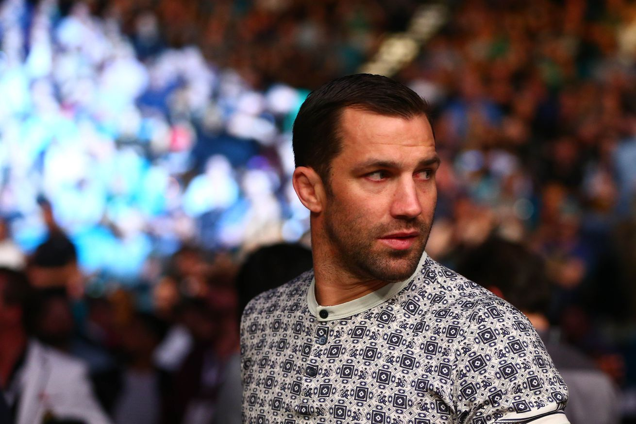 UFC middleweight champion Luke Rockhold defends American Kickboxing Academys training habits
