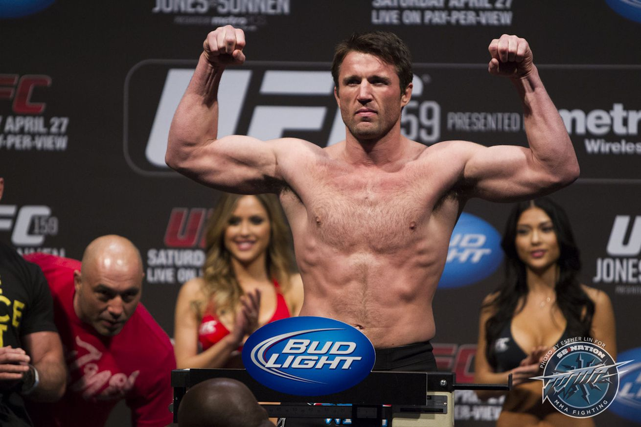 Chael Sonnen wants option to return to MMA, but isnt sure he will pass recent USADA drug test