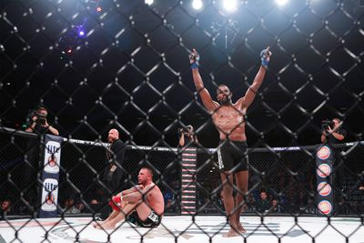 Rafael Carvalho surprised by his quick rise to top in Bellator