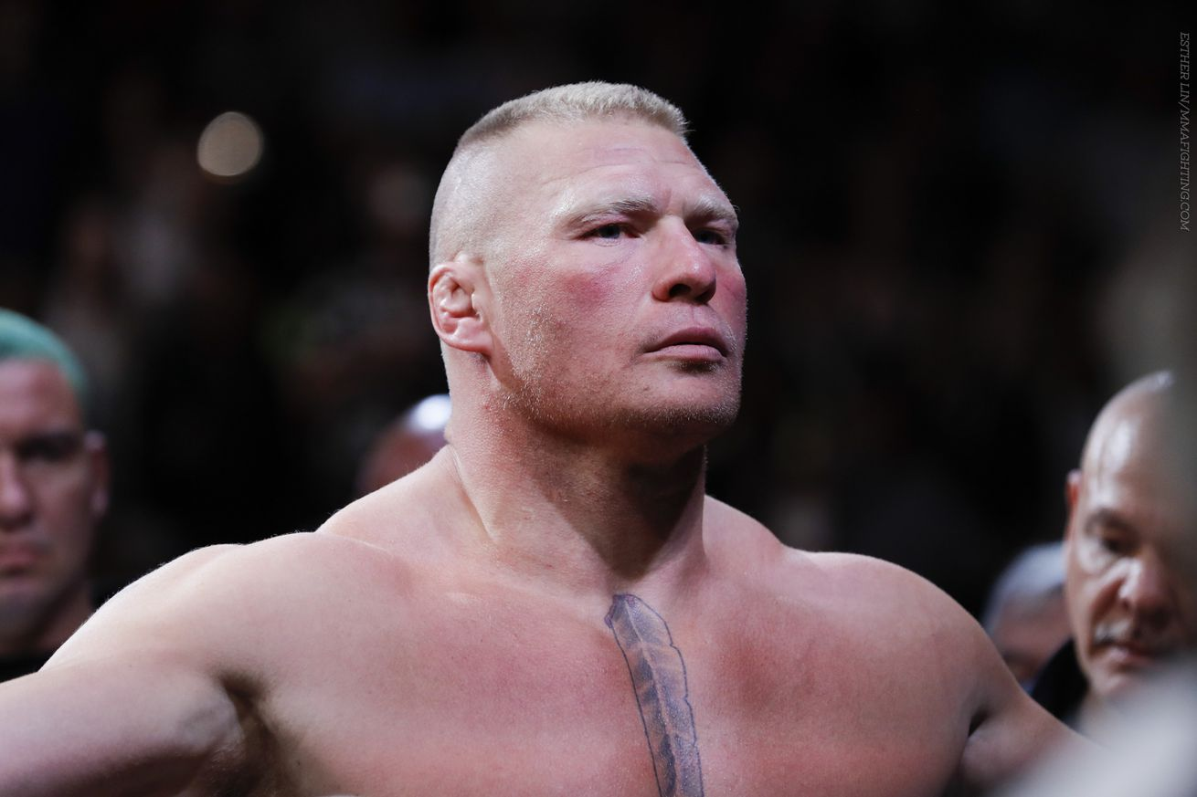 community news, Brock Lesnar still under UFC contract, will continue to be tested by USADA
