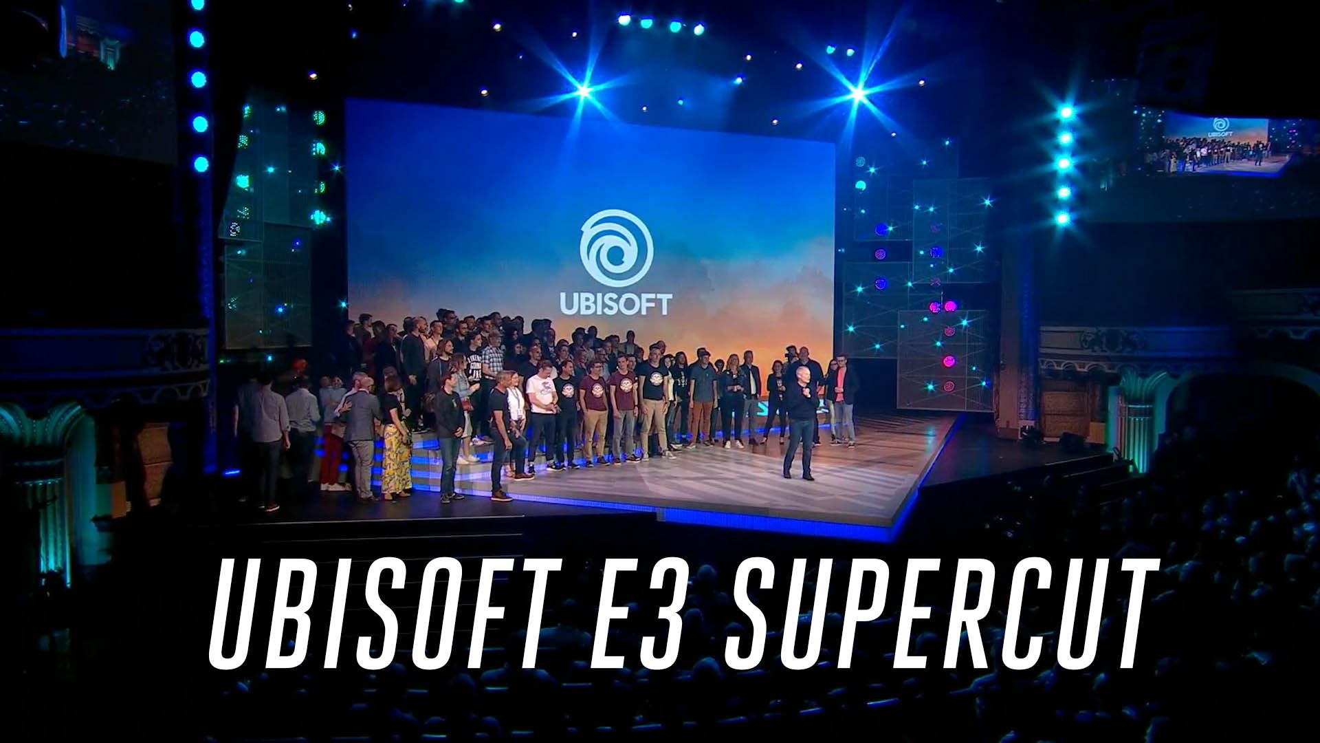 Ubisofts e3 2017 press conference in 8 minutes the verge stopboris Image collections